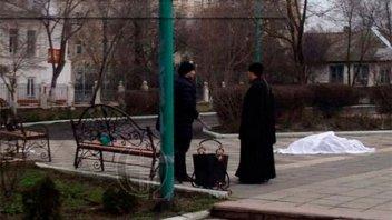Un hombre mató a cinco mujeres en el ingreso a una iglesia en Rusia