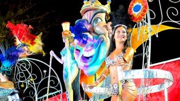Este sábado comienza el carnaval