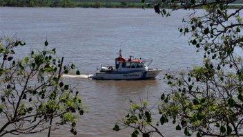 Hallaron un feto de tres meses flotando en las aguas del río Paraná