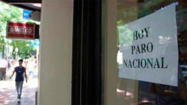 El gremio bancario agudiza su protesta e inician nuevo paro por 48 horas