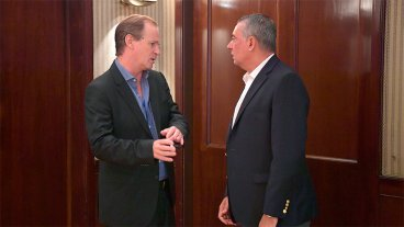 El gobernador Bordet realiza gestiones para Entre Ríos ante el titular del PAMI