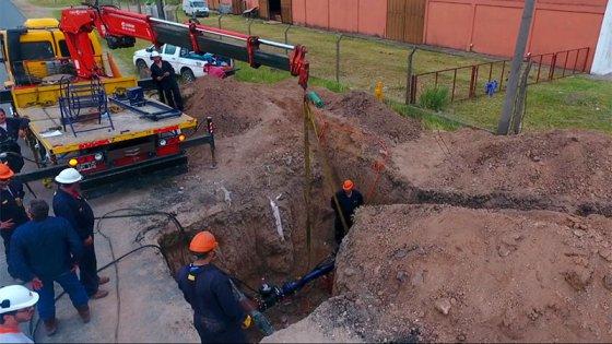 Las obras que Redengas ejecutó en Paraná a través de millonaria inversión