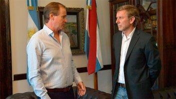 Bordet y Bahillo conversaron sobre las reformas impulsadas por el gobierno