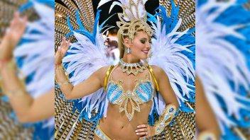El camino de Florencia Jurado hasta llegar a ser la reina del Carnaval del País