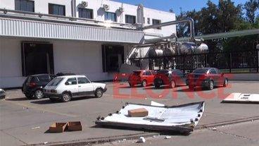 Explosión en el frigorífico: Confirman qué desencadenó el accidente