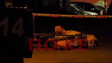 Hallaron a un ciclista muerto en la vía pública