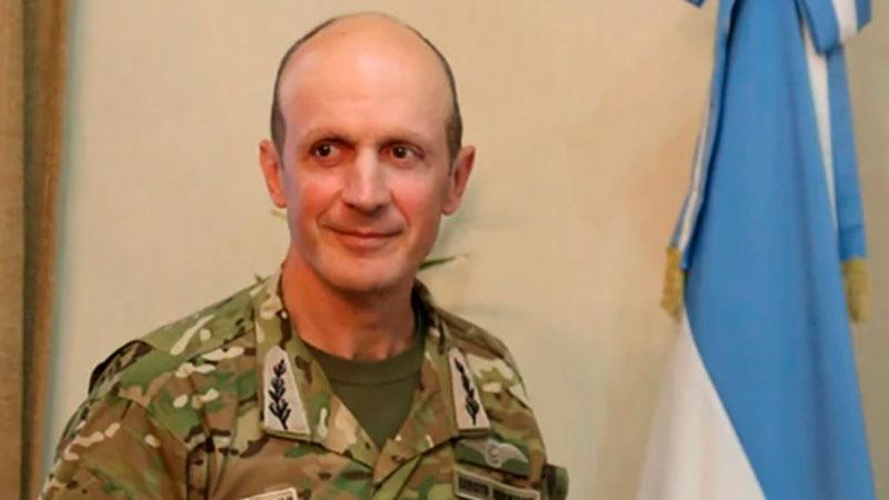 El nuevo jefe del Ejército asumirá mañana