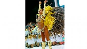 La comparsa Imperio ganó el carnaval de Concordia