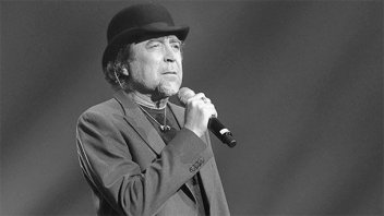 Joaquín Sabina suspendió shows tras sufrir un accidente doméstico