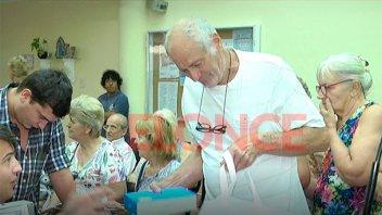 Tablets para jubilados: culminó la entrega en Paraná