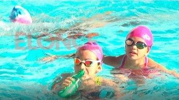 Salud y deporte: invitan a aprender natación en el Club Echagüe