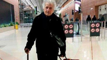 Irma, la abuela solidaria: con 93 años se va a Kenia como voluntaria