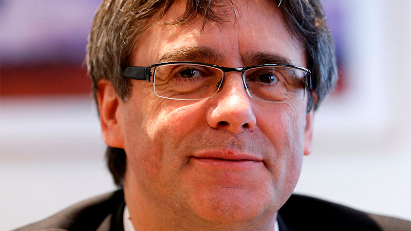 Joaquín Reyes, caracterizado como Puigdemont, casi es arrestado por la Policía