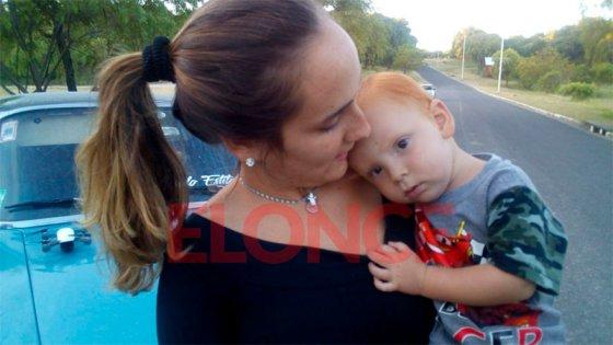 Ayudemos a Brayton: Sufre grave enfermedad y necesita ser operado en Rosario