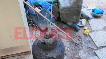 Cuál fue la avería en la garrafa que desató incendio en una vivienda de Paraná