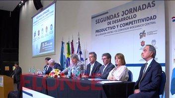 La problemática por la sequía, en el debate de jornada que se realizó en Paraná