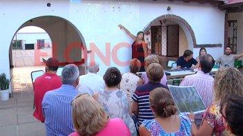 Preocupación en vecinos de Toma Vieja por la cabecera del puente con Santa Fe