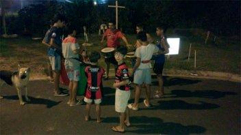 Habrá corsos infantiles en el barrio Pasteleros