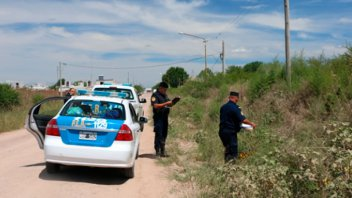 Hallaron restos óseos e investigan si es de una persona que estaba desaparecida
