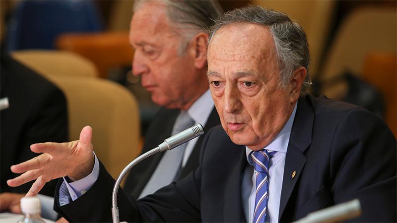 Presidente de la Unión Industrial Argentina, Miguel Acevedo