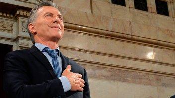 Macri cumple tres años de mandato y piensa en la reelección