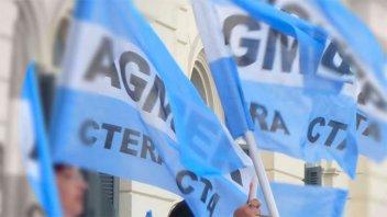 Docentes de AGMER adhieren al paro de este jueves