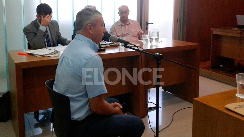 Declaró el actual intendente de Valle María, Arsenio Ortman.