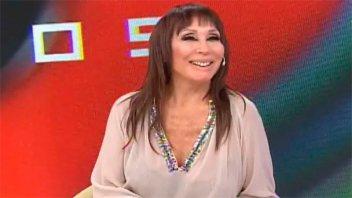 Moria Casán criticó al Colectivo de Actrices: