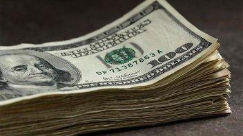 Impulsado por la divisa mayorista, el dólar cerró con leve alza a $ 20,48