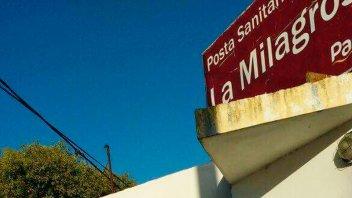 En pocos días quedará habilitada la Posta Sanitaria en barrio La Milagrosa