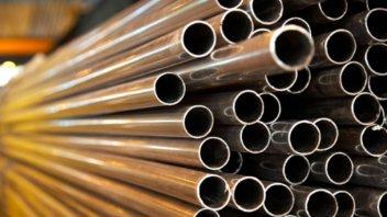 La producción de acero bajó más del 7% en mayo, según informe privado