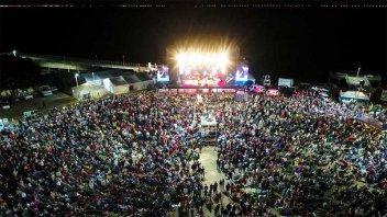Unas 70.000 personas disfrutaron de la 29ª Fiesta Nacional del Mate en Paraná