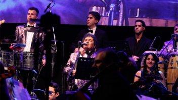 Paraná palpita el show de Los Palmeras con la Filarmónica: Se verá por Elonce TV