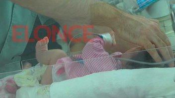 Bebé internado: Buscarán que los padres accedan a tratamiento de Salud Mental