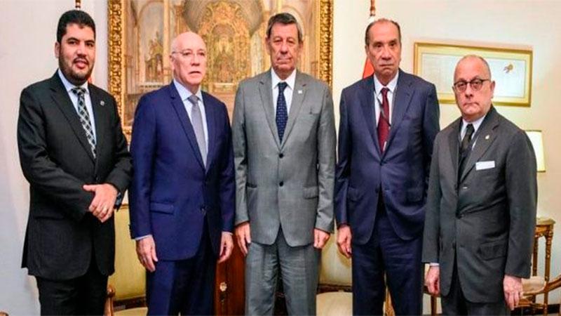 Cancilleres de naciones del Mercosur se reunen este viernes en Paraguay