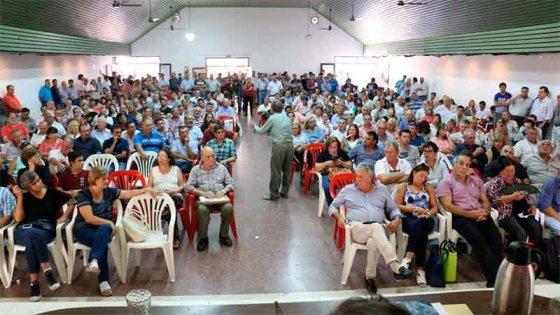 La UCR aprobó la conformación de un interbloque en la Legislatura entrerriana