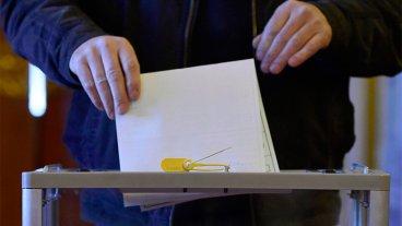 Los rusos votan con Vladimir Putin como favorito para un cuarto mandato