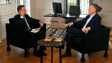 Macri reconoció que pensó que la inflación