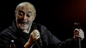 Phil Collins ofreció un gran show en Córdoba