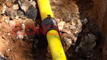 Obreros rompieron un caño de gas y generó alarma en vecinos de la zona
