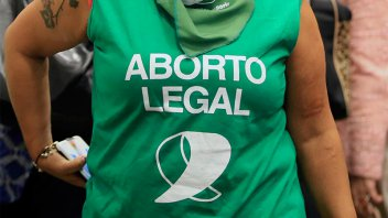 Tres entrerrianas expondrán  a favor de la despenalización del aborto