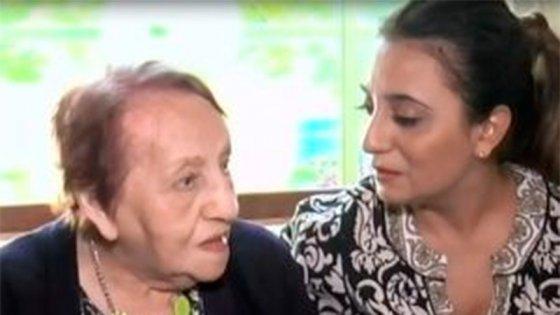 Doña Blanca cumplió 100 años y se siente