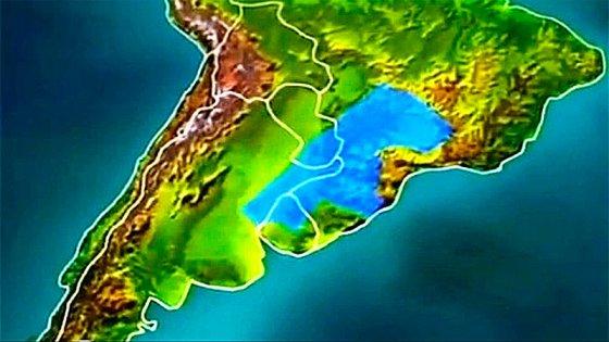 Perforarán el Acuífero Guaraní para construir una central térmica