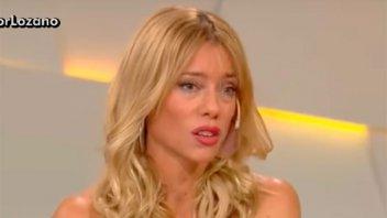 Nicole Neumann lloró en vivo: La disputa con Cubero llegó a un punto inesperado
