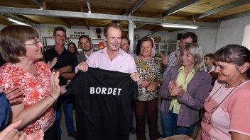 Bordet refuerza lazos de cooperación con las cooperativas
