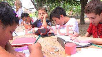El Centro Educativo Virgen de la Esperanza brinda diversidad de talleres