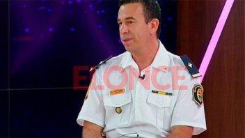Policía héroe: