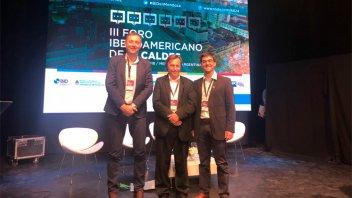 Varisco participó del III Encuentro Iberoamericano de Intendentes
