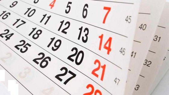 Establecieron el calendario de feriados para 2020: Habrá tres días