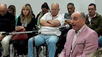 De la Rosa declaró en el juicio por la toma del hospital de Villaguay